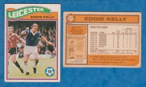 Leicester City Eddie Kelly 59